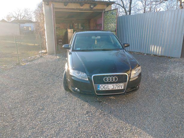 Audi a4 B7 2007.