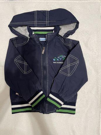 Chłopięca kurtka roz 98