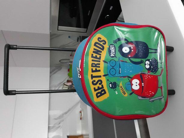 Рюкзак, чемодан для мальчика