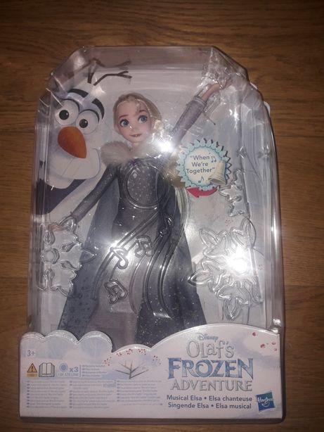 Lalka Śpiewająca Elsa
