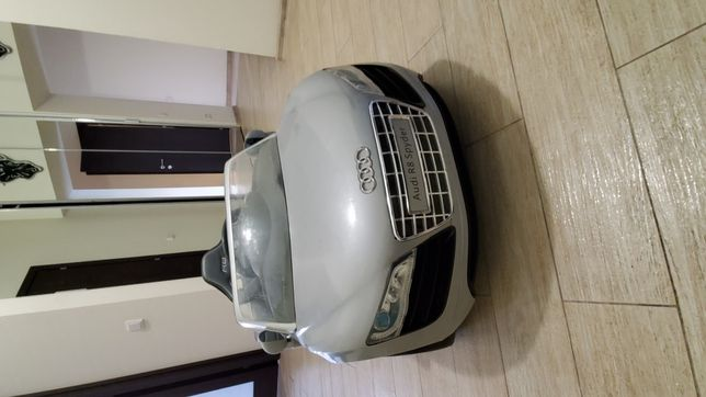 Детский электромобиль Geoby Audi R8 Spyder W458QG-A04 Grey