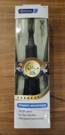 Karaoke, Mikrofon VIVANCO DM 10