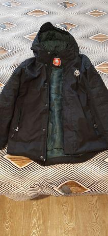 Куртка для мальчка удлиненная, еврозима