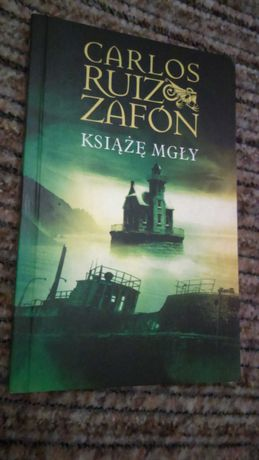 Książę mgły Carlos Ruiz Zafón