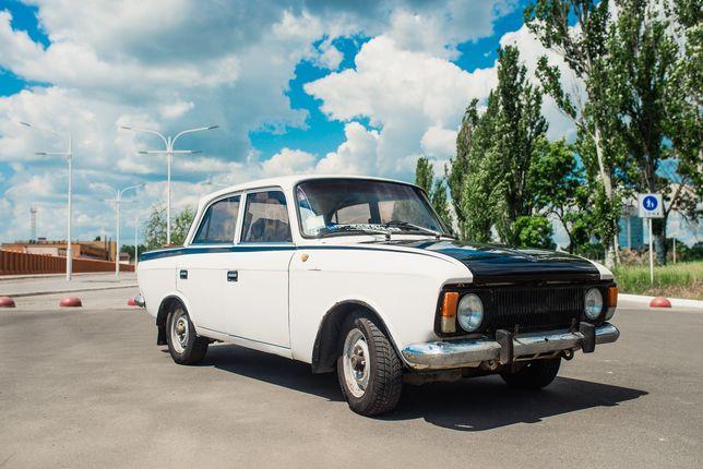 Москвич Иж 412 в хорошем состоянии