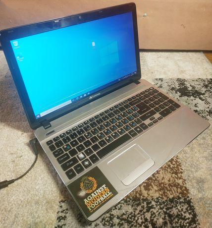 Ноутбук Acer Gateway 15'6, i7-2640m, RAM 8GB, HDD 500GB