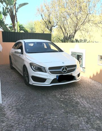Mercedes CLA 200 Shooting Break AMG - OPORTUNIDADE
