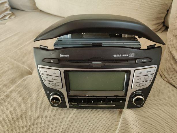 Radio oryginalne hyundai ix35 2011