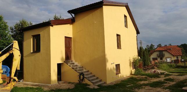 Dom 170 m2 na dzialce 1035 m2 , 30 min od Warszawy