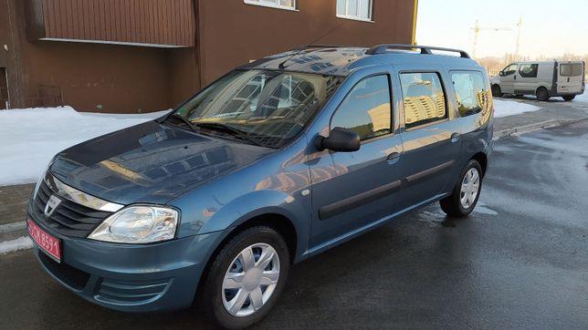 Продам Dacia Logan 7 mist ne krachen s konderom