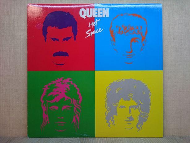 Виниловая пластинка Queen – Hot Space 1982 Made In Canada ИДЕАЛЬНАЯ!