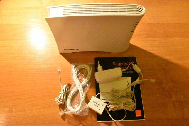 Sagemcom Fast 3764 - modem do Neostrady Orange.