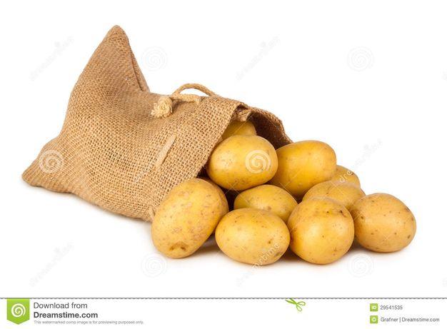 Batatas Novas caseiras
