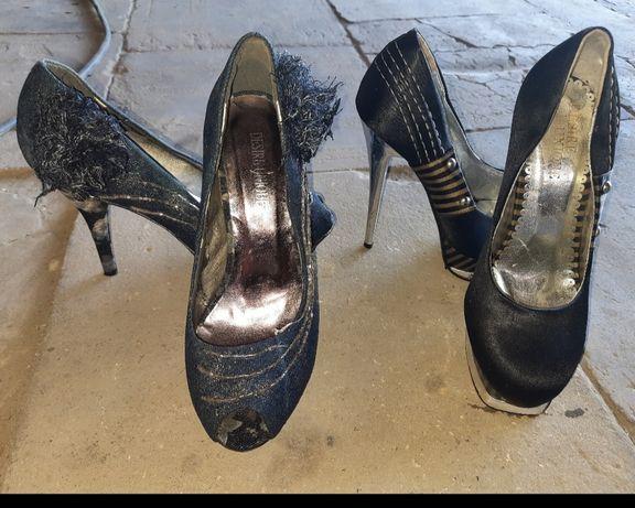 Туфли женские босоножки