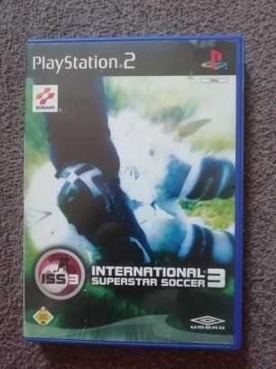 Gra International Superstar Soccer 3 na PlayStation2