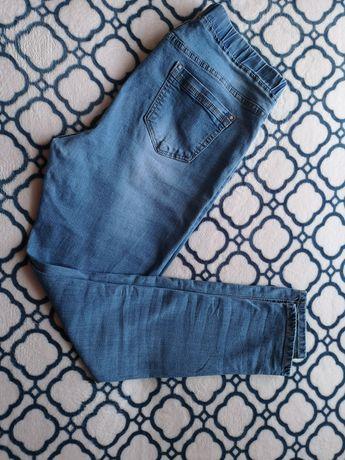 Spodnie jeans r. 48