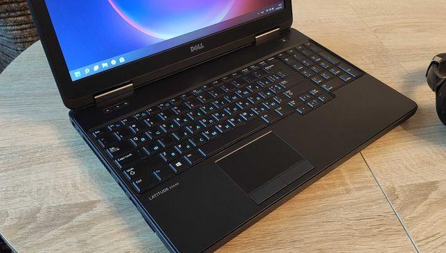 """Dell Latitude E5540 15.6"""" LCD i5-4300U 8Gb DDR3 SSD 256 GT 720M"""