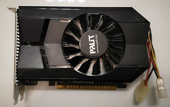 Karta graficzna GeForce Gtx 650 Ti 2048M GDDR5 128 B