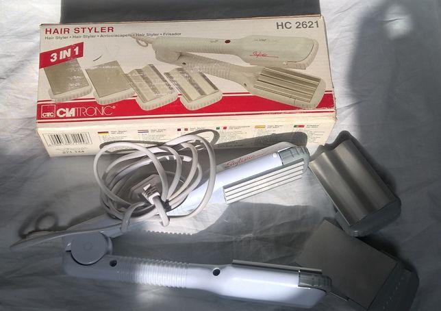 Щипцы Clatronic гофре (утюжок, плойка) HC 2621