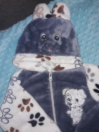 Костюм штаны и кофта, пижама  80 - 85