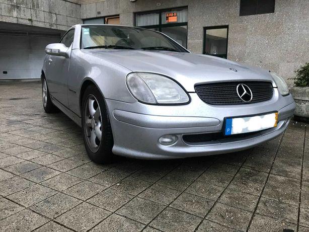 Mercedes SLK 200 R170 GPL 163cv (Nacional)