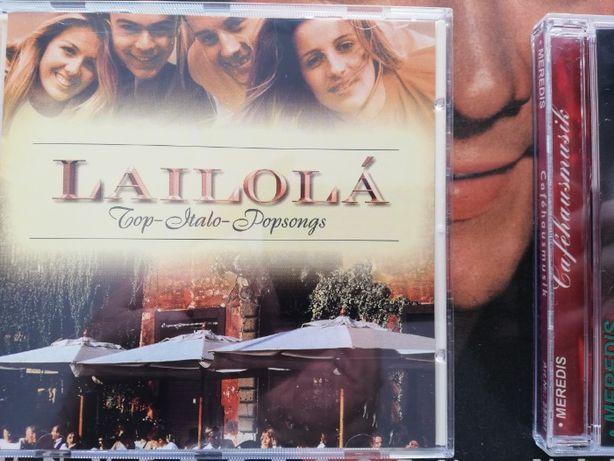 Klimatyczna muzyka na 2 płytach CD