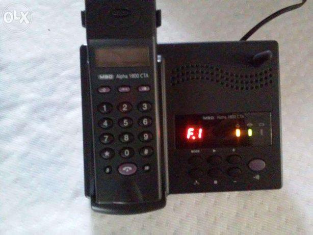 """Дистанційний безшнуровий телефон """"Alpha 1800CTA"""",170грн."""