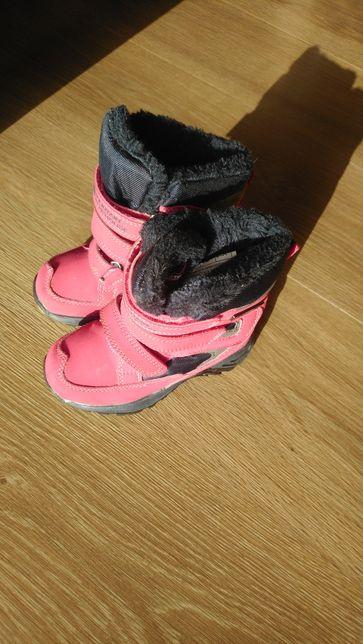 Mountain warehouse buty sniegowce trekkingowe za kostke roz 24