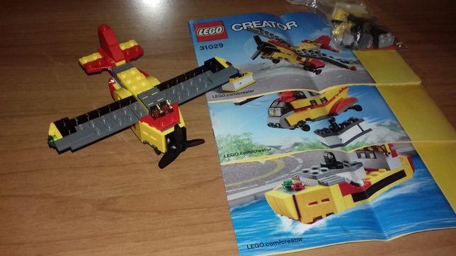 Лего набор самолет(31029)