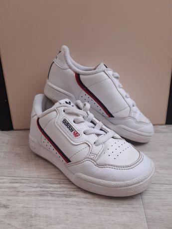 Кожаные кросовки Adidas Continental