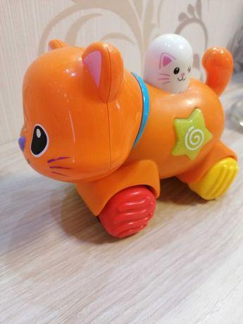Interaktywny kotek zabawka
