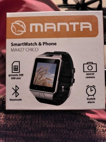 SmartWatch and phone