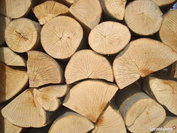 Drewno drzewo opał kominkowe opałowe rozpałkowe buk oraz inne gatunki!