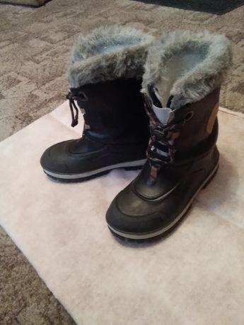 rewelacyje buty na śnieg, mróz i chlapę rozm. 33