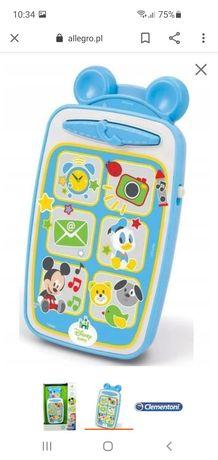 Telefon smartfon Disney myszka Miki Clementoni