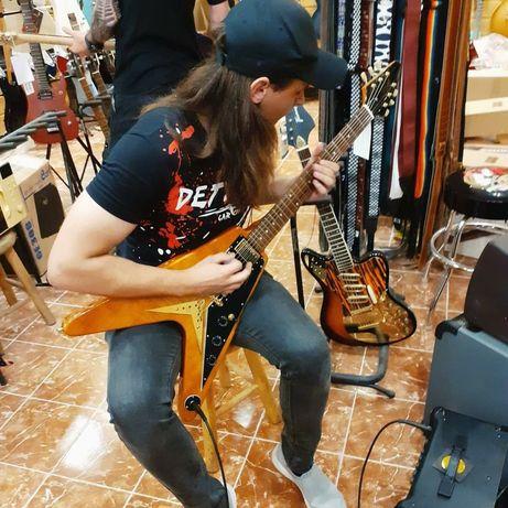 Гітарист шукає рок/метал гурт