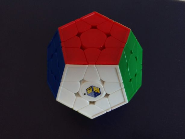 Кубик Рубика Мегаминкс Yuxin Little Magic Megaminx v2