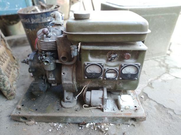 Бензо генератор воєнна