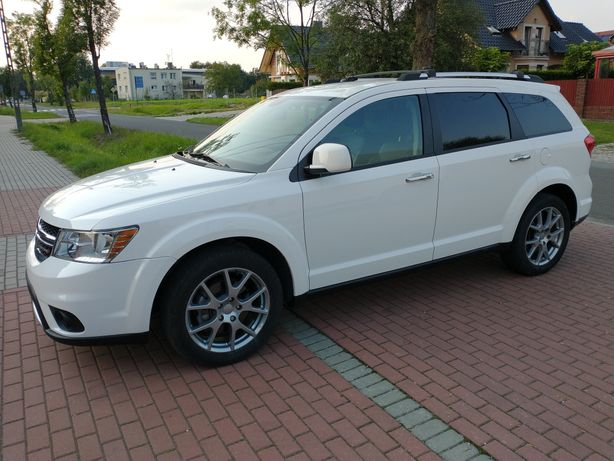 Dodge Journey R/T fiat freemont