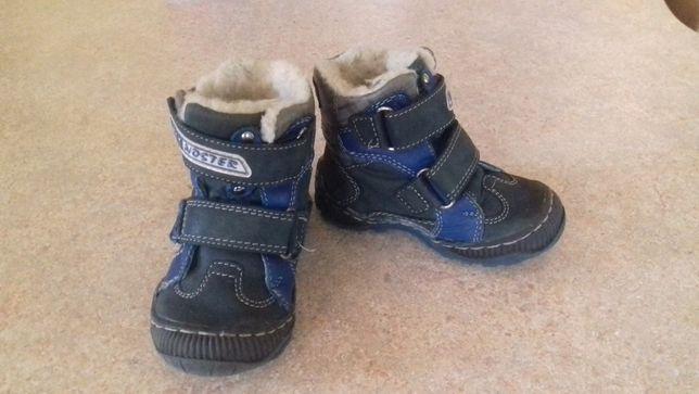Buty zimowe r21 chłopiec