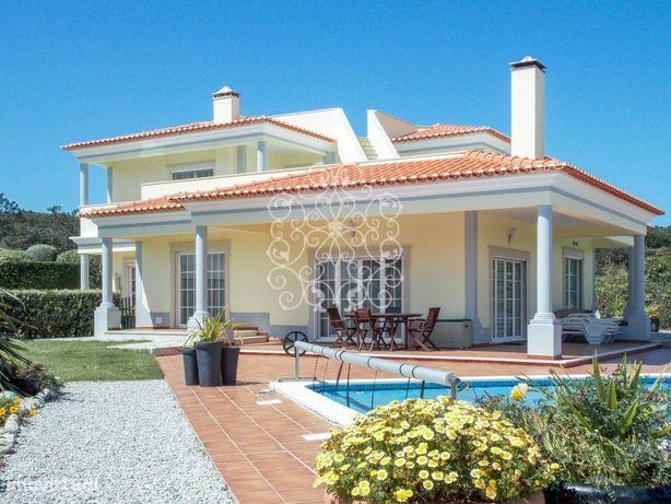 Moradia 5 Quartos Na Praia D'El Rey, Marriott, Golf & Bea...