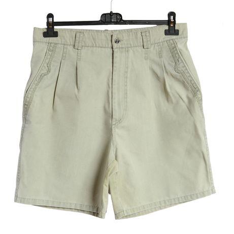 szorty zielone krótkie spodnie