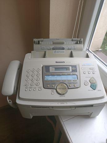Faks Panasonic fax telefon cały zestaw 39zł