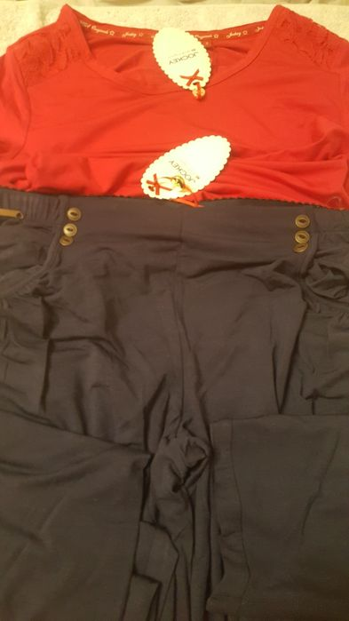 Piżama damska spodnie dł Gliwice - image 1
