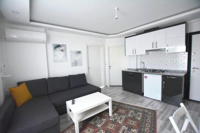 Меблированная однокомнатная квартира в Анталья.