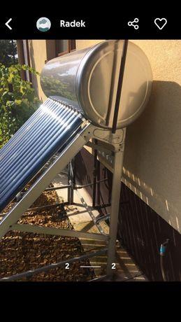 Solary do grzania wody