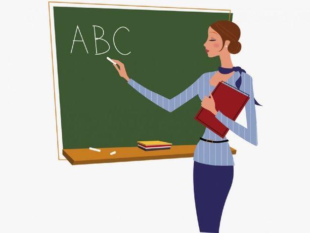 Репетитор английского и украинского языка для 1-4 классов