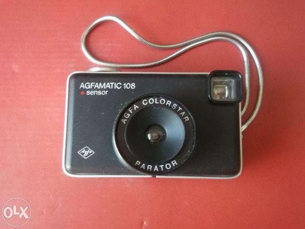 maquina fotografica agfamatic 108
