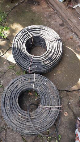 Провод, кабель силовой АВВГ 3*10+1*6 алюминий!