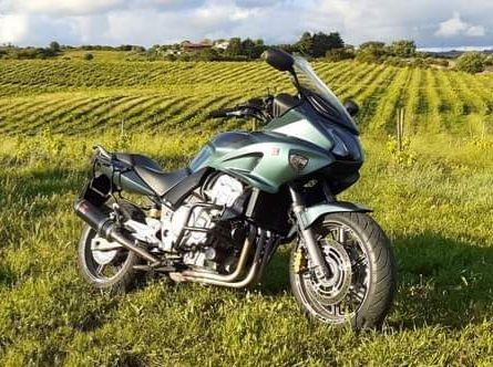 Honda CBF 1000 A - 2007